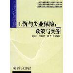 工伤与失业保险:政策与实务,张伯生,叶欣梁,周晋,北京大学出版社9787301137840