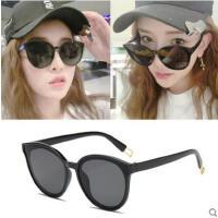 GM太阳镜女明星同款户外新品网红同款韩版眼镜圆脸潮墨镜男士新款防紫外线