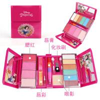 儿童玩具化妆品套装安全女孩公主彩妆盒宝宝口红小学生