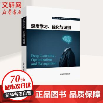 深度学习、优化与识别 机器学习中文书籍 深度学习优化识别/神经网络与深度学习书籍/焦李成教授/AI力作 【文轩正版图书】