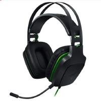 雷蛇(Razer)Razer雷霆齿鲸V2- 7.1模拟游戏与音乐耳麦 电脑耳机 绝地求生耳机 吃鸡耳机