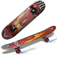 【买一赠三】捷�N儿童滑板 初学者 儿童小孩青少年双翘板轮四轮车
