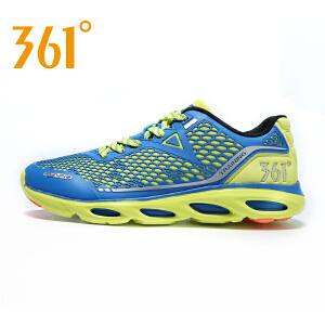 361度女鞋 跑步鞋秋季透气361运动鞋女网面气垫鞋