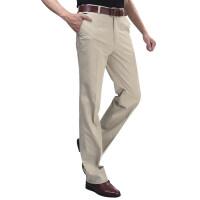男士裤子高尔夫运动球裤休闲直筒透气长裤