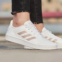 adidas阿迪达斯女鞋小白鞋休闲鞋低帮板鞋运动鞋CG6732