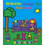 Reading Makes You Feel Good 阅读的感觉真好(Todd Parr绘本) ISBN 9780316043489