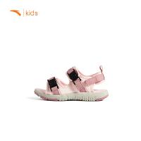 安踏童鞋女小童凉鞋 2018新款儿童沙滩鞋夏季宝宝凉鞋儿童凉鞋32824965
