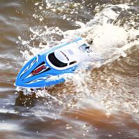儿童电动玩具船无线遥控船高速快艇轮船儿童玩具