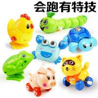 儿童宝宝婴儿幼儿发条玩具女孩小动物青蛙玩具批发0-1-2一周岁