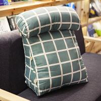 带头枕靠枕床头靠垫背三角抱枕沙发办公室飘窗腰枕腰靠护腰垫枕头
