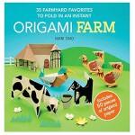【特惠包邮】折纸书 儿童 手工Origami Farm 35家可爱的折纸农场 英文儿童趣味互动读物 益智玩具书
