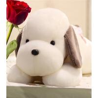 狗狗抱枕大号布娃生日礼物送女生可爱趴趴狗毛绒玩具公仔玩偶