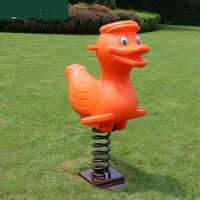 室外健身器材儿童摇摇乐户外健身设备儿童室外骑马器儿童玩具