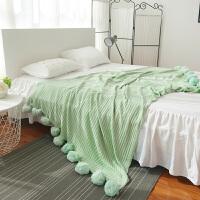 双人毛毯床单沙发毯子绒毯珊瑚毛巾被羊羔绒毛绒学生北欧保暖午休盖毯毛毯子午睡针定制 针织有弹性 太介意尺寸慎拍