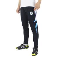 阿根廷足球裤 男士弹力运动裤 阿根廷国家队 梅西足球训练裤 黑色 L