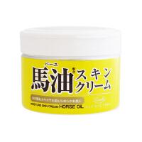 【网易考拉】LOSHI 北海道马油面霜 220克