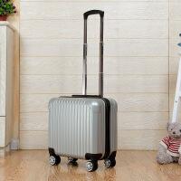 韩版17寸登机箱女迷你行李箱18寸小行李箱学生万向轮拉杆箱