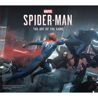 中图:Marvel'sSpider-Man:TheArtoftheGame