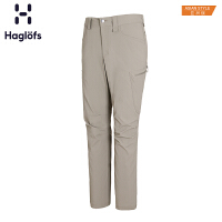 Haglofs火柴棍户外男款春夏轻量耐磨徒步长裤603336 亚版