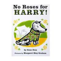 小狗哈利:哈利的花毛衣【英文原版】No Roses for Harry!