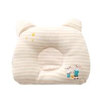 【3件3折后12.96】宝宝枕头新生儿透气纯棉防多汗新生儿童枕头宝宝定型枕幼儿矫正枕