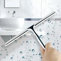 日本爱尚佳品玻璃刮刀不锈钢刮水器擦窗器吸盘瓷砖刮水器D3018