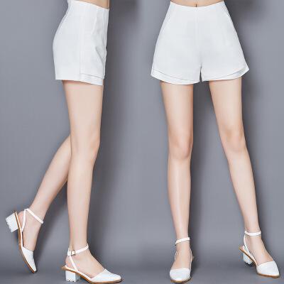 通勤纯色宽松2018年春季/热裤短裤直筒纯色 发货周期:一般在付款后2-90天左右发货,具体发货时间请以与客服协商的时间为准