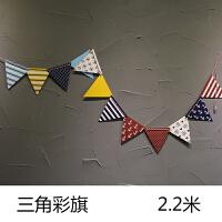 照片墙相框墙铁艺置物架ins装饰壁挂相片墙麻绳夹子韩国