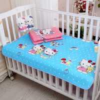 婴儿童隔尿垫防水透气可洗新生儿宝宝床布大号月经姨妈表纯棉