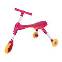 儿童三轮车宝宝学步车螳螂车1-4岁mini扭扭车1周岁礼物