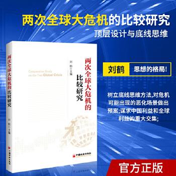 两次全球大危机的比较研究(刘鹤继翻译《经济发展理论的十位大师...