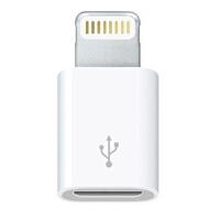 【包邮】安卓转苹果转接头 安卓转苹果7/6S转接头 Micro USB 转 iphone5 ipod nano7 ipad4 ipadmini ipod touch5 数据线转接头 充电线转接头 Lightning to Micro 转换器 Lightning to Micro USB Adapter...