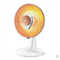 Midea/美的 NPS7-15A5小太阳取暖器15M暗光不伤眼两档可摇头正品