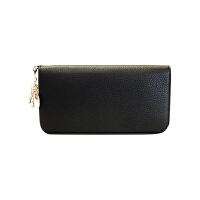 【网易考拉】Dior/迪奥 女士金属光泽牛皮长款钱包 S0271OTRL-900