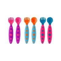 【网易考拉】Boon 婴幼儿餐具训练学习勺宝宝饭勺汤勺 3组装
