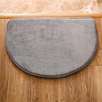 半圆吸水浴室防滑垫卫生间进门地垫卫浴门垫脚垫卧室门口垫子地毯