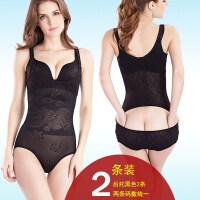 无痕连体塑身内衣服收腹束腰塑形款美体产后减肚子女