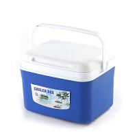 5L8L13L26L保温箱冷藏箱户外烧烤钓鱼箱保鲜外卖车载冰箱冰桶 +1冷晶盒