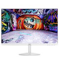 惠科(HKC)H240 24英寸VA 薄微边液晶广视角电脑显示器 白色壁挂