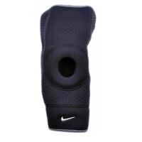 NIKE/耐克 开放式膝部保护套(单只装)弹力开放式护膝 膝关节束套 9337014020/9337015020/93