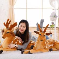 毛绒玩具长颈鹿公仔仿真儿童布娃娃玩偶可爱礼物