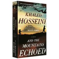 正版 群山回唱 英文原版小说 And the Mountains Echoed 追风筝的人 The Kite Runn