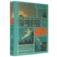 Peter Pan 小飞侠彼得潘 英文原版 彩色立体书 儿童文学经典阅读 英文版正版进口英语书籍