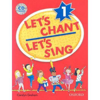 【预订】Let's Chant, Let's Sing [With Audio CD] 预订商品,需要1-3个月发货,非质量问题不接受退换货。