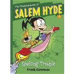 【预订】The Misadventures of Salem Hyde, Book 1: Spelling Troub