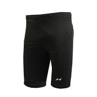 HEALTH海尔斯 YW-4502 运动五分短裤 健身短裤 男款运动紧身五分裤