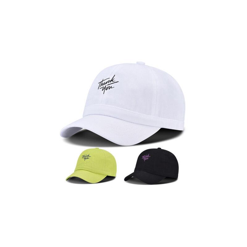 户外帽子女韩版男士鸭舌帽ins潮流休闲百搭棒球帽街头白色防晒帽