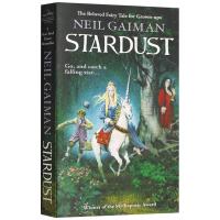 星尘 英文原版小说 Stardust 美国众神作者尼尔盖曼 正版进口书籍 全英文版