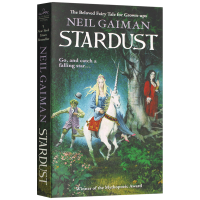 Stardust 星尘 英文原版原著小说书 美国众神作者尼尔盖曼 英文版正版进口英语书籍