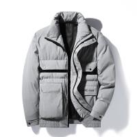 棉衣冬季2019男士新款潮牌短款羽绒棉服加厚男装棉袄休闲工装外套